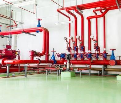Автоматическая система управления пожаротушением (АСПТ)