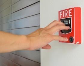Торгово-развлекательный центр, пожарная безопасность