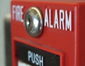Автоматическая пожарная сигнализация в автоцентре