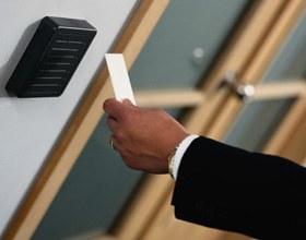 Банк, система контроля и управления доступом (СКУД)