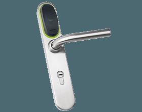OmniLock - электромеханический замок со бесконтактным считывателем