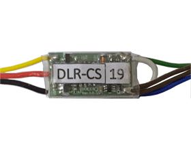 DLR-CS микромодуль: контроль обрыва, КЗ линии управления на твердотельном реле