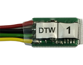 DTW микромодуль: преобразование интерфейса Wiegand 26 и TTL выход