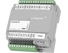 CONTROLLER A1 OKTAGRAM – the basis for any solution