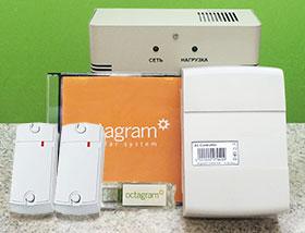 Octagram Start Door Standart - точка контроля и управления доступом