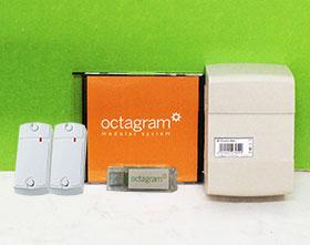 Octagram Start Gate Standart – точка контроля и управления доступом для ворот, шлагбаумов или барьеров